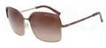 ARMANI EXCHANGE AX 2003 Sunglasses 601013 Gold Br 59-14-135