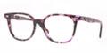 Ray Ban RX 5299 Eyeglasses 5210 Transp Violet Havana 53-19-145