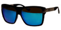 ARMANI EXCHANGE AX 4018 Sunglasses 806433 Ultramarine Transp 59-15-135
