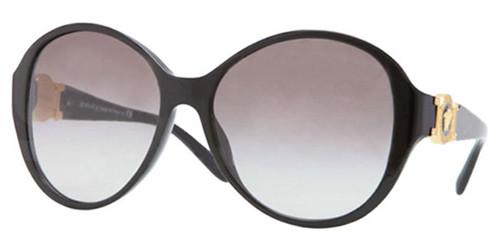 5a5466cbdecd0 VERSACE VE 4261 Sunglasses GB1 11 Blk 58-16-135 - Elite Eyewear Studio