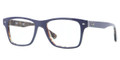 Ray Ban RX 5308 Eyeglasses 5219 Blue On Havana 53-18-145