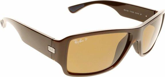 afc6ddd2794 Ray Ban RB 4199 Sunglasses 714 83 Br 61-16-140 - Elite Eyewear Studio