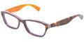 Dolce & Gabbana DG 3175 Eyeglasses 2765 Havana Orange 52-16-135
