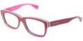 Dolce & Gabbana DG 3178 Eyeglasses 2766 Marc Fuxia 54-17-140