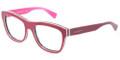 Dolce & Gabbana DG 3179 Eyeglasses 2766 Marc Fuxia 54-18-140