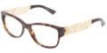Dolce & Gabbana DG 3185 Eyeglasses 502 Havana 53-16-140
