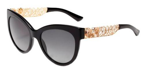 775d7a900c2 Dolce   Gabbana DG 4211 Sunglasses 501 T3 Blk 54-19-140