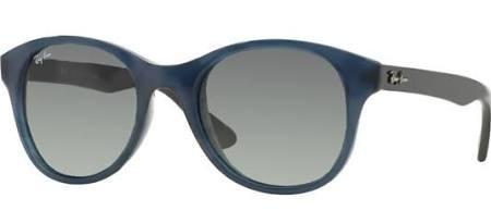 bc4ba3b87c Ray Ban RB 4203 Sunglasses 604271 Opaline Blue-Grey 51-20-145 ...