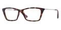 Ray Ban RX 7022 Eyeglasses 5365 Rubber Havana 52-14-140