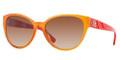 VERSACE VE 4272 Sunglasses 510013 Opal Orange 58-18-140