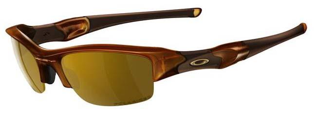 15cc1386ce Oakley Flak Jacket 9008 Sunglasses 12-901 Polished Rootbeer. Image 1.  Loading zoom