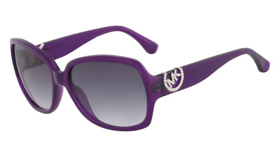 6dfef5ae03cf MICHAEL KORS M2890S ANGELA Sunglasses 532 Violet 58-16-130. Image 1.  Loading zoom