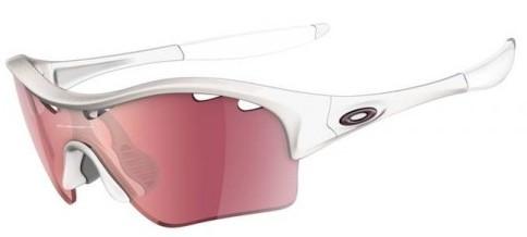 3bdd10d830e Womens Oakley Enduring Edge White Frame Purple Lens Sunglasses ...