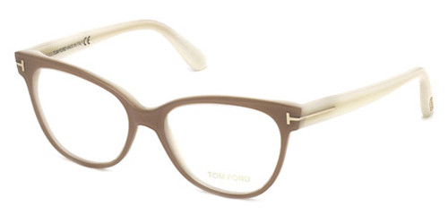 05d16308e6 TOM FORD FT5291 Eyeglasses 074 Pink 55 - Elite Eyewear Studio