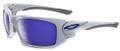 Oakley Scalpel 9095 Sunglasses 909507 White Chrome