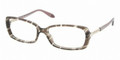 Bvlgari Eyeglasses BV 4048B 5136 Lace Brown 54-16-135