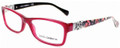 Dolce & Gabbana Eyeglasses DG 3147P 2782 Opal Bordeaux 53-16-135