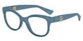 Dolce & Gabbana Eyeglasses DG 5010 2868 Opal Azure 52-17-140