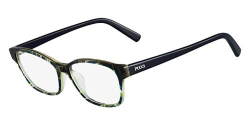 282e8cfc9f3 EMILIO PUCCI Eyeglasses EP5014 056 Havana 55MM - · Emilio ...