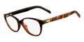Fendi Eyeglasses 1025 214 Classic Havana 51-16-135