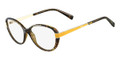 Fendi Eyeglasses 1040 238 Havana 53-16-135