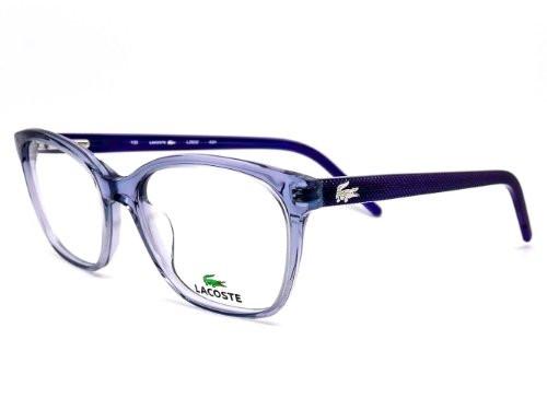 c5e5137c01c7 Lacoste Eyeglasses L2622 424 Blue 51-17-135. Image 1. Loading zoom
