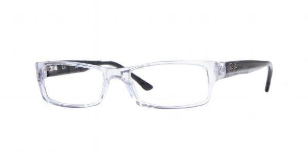 971b3c57f2dae Ray Ban Eyeglasses RB 5114 2161 Transparent 50-16-140 - Elite ...