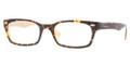 Ray Ban Eyeglasses RX 5150 5239 Havana On Opal Peach 50-19-135