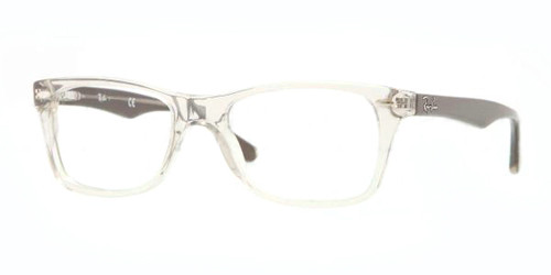 5bb86f6f07 Ray Ban Eyeglasses RX 5228 5234 Transparent Beige 50-17-140 - Elite Eyewear