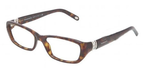 9e4294c2459 Tiffany Eyeglasses TF 2069B 8015 Havana 53-16-135 - Elite Eyewear Studio