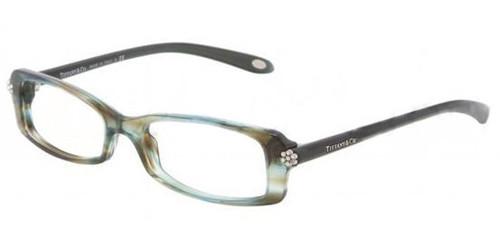 035b1c16755c Tiffany Eyeglasses TF 2049B 8124 Ocean Turquoise 52-16-135. Image 1.  Loading zoom