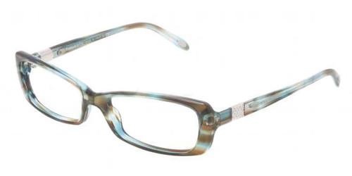 9bd8b1137d39 Tiffany Eyeglasses TF 2070B 8124 Ocean Turquoise 53-16-135. Image 1.  Loading zoom