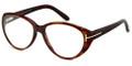 Tom Ford Eyeglasses FT5245 052 Havana 53-15-135
