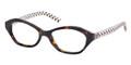 Tory Burch Eyeglasses TY 2044 1322 Tortoise 52-16-135