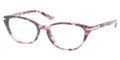 Tory Burch Eyeglasses TY 2034 1242 Pink Tortoise 52-17-135