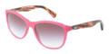 D&G Sunglasses DD 3091 25998H Matte Pink 55-17-135