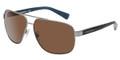 Dolce & Gabbana Sunglasses DG 2140 124973 Matte Gunmetal 63-12-130