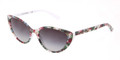 Dolce & Gabbana Sunglasses DG 4202 27808G Top White Flowers 50-17-125