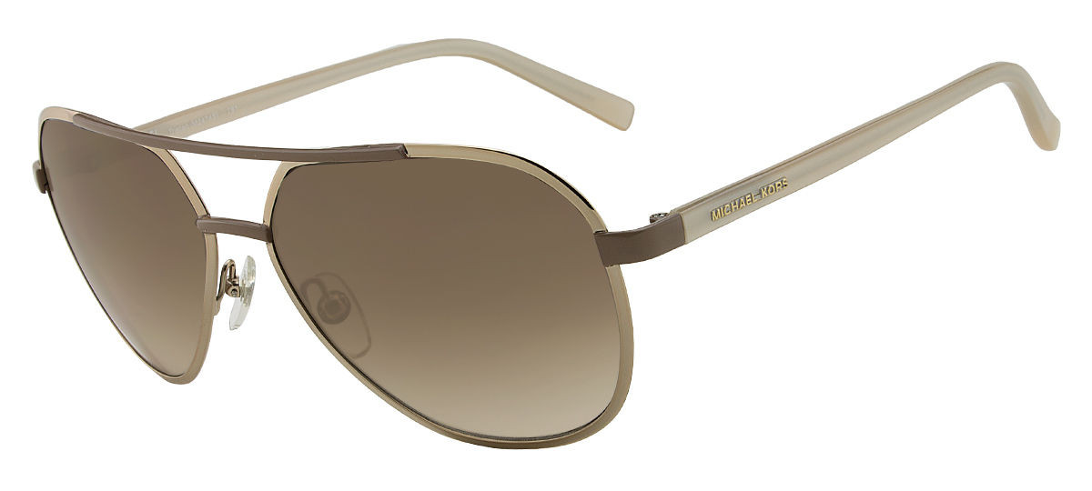 057042cdffdf Michael Kors Sunglasses M2474S TRISTAN 781 Blush Gold 59-15-140. Image 1.  Loading zoom
