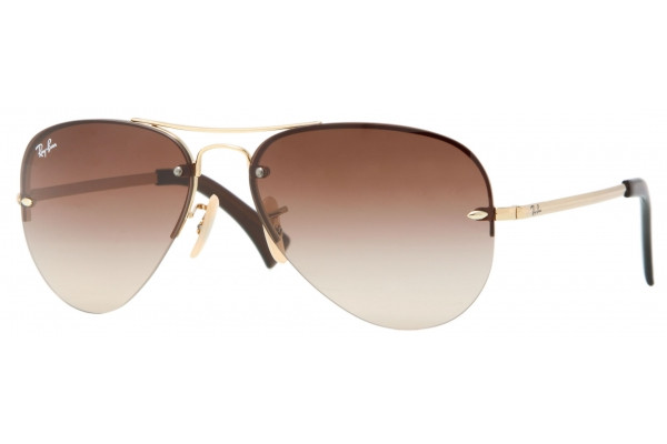 57ed545b60037 Ray Ban Sunglasses RB 3449 001 13 Arista 59-14-135 - Elite Eyewear ...
