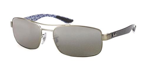 44e13b6368 Ray Ban Sunglasses RB 8316 029 N8 Matte Gunmetal 62-18-135. Image 1.  Loading zoom