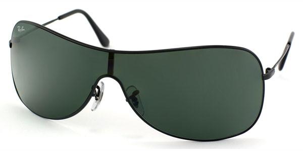 37e818841 Ray Ban Sunglasses RB 3211 006/71 Matte Black 00-00-125 - Elite ...