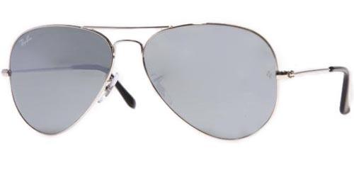 bb77796b661 Ray Ban Sunglasses RB 3025 W3277 Silver 55-14-135 - Elite Eyewear Studio