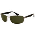 Ray Ban Sunglasses RB 3478 004 Gunmetal 63-17-130