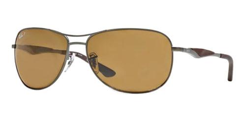 634d47da13 Ray Ban Sunglasses RB 3519 029 83 Matte Gunmetal 62-15-140 - Elite ...
