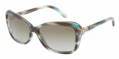 9e0d7527f2d3 Tiffany Sunglasses TF 4052B 81243M Ocean Turquoise 58-16-135 - Elite ...