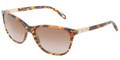 Tiffany Sunglasses TF 4051BA 81143B Havana 56-17-135