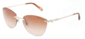 Tiffany Sunglasses TF 3042H 60213B Pale Gold 55-16-140