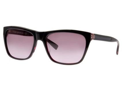 ecb25d52bccd Tory Burch Sunglasses TY 7003 514/8D Grey Plum 57-18-135 - Elite ...