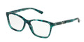 Dolce & Gabbana Eyeglasses DG 3153PM  2911 Green Marble 54mm